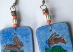 826PM-rabbit-terrapin_earrings