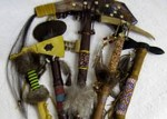 TOMAHAWKS & WAR CLUBS