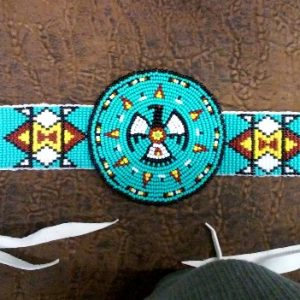 BEADED HEAD BANDS